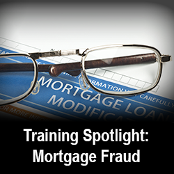 Mortgage Fraud Training