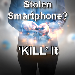 Smart Phone Kill-Switch
