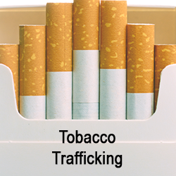 Tobacco Trafficking