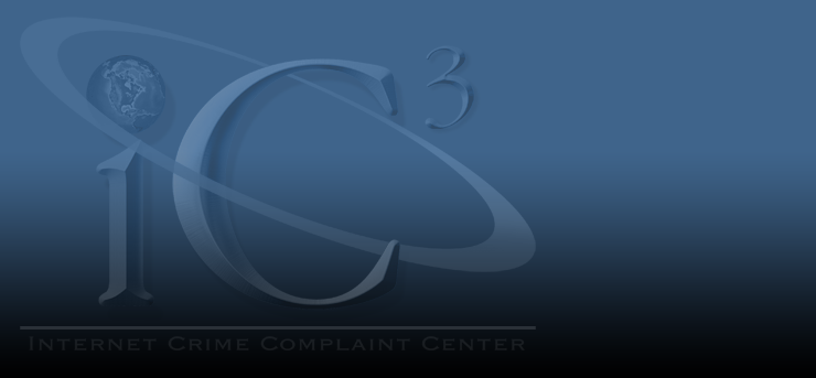 Internet Crime Complaint Center Background