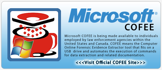 Microsoft COFEE toll download